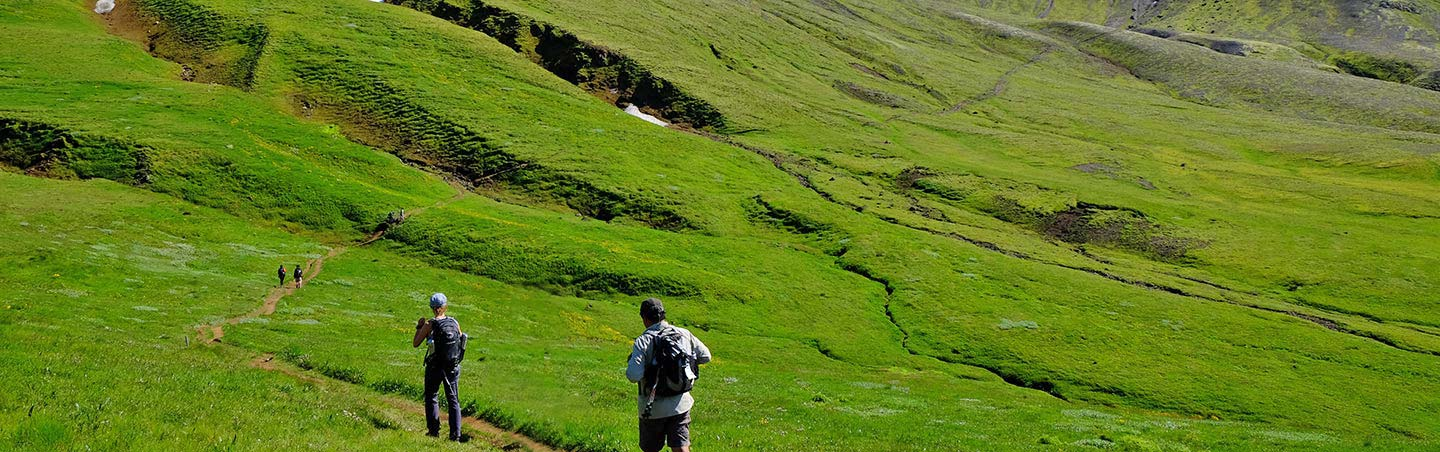Hiking the Eastern Fjords of Iceland