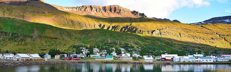 Seydisfjordur - Eastern Fjords of Iceland Multisport Adventure Tour
