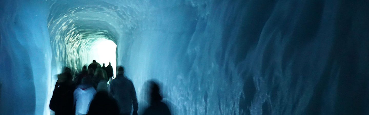 Ice cave - Backroads Iceland Northern Lights Family Adventure Tour