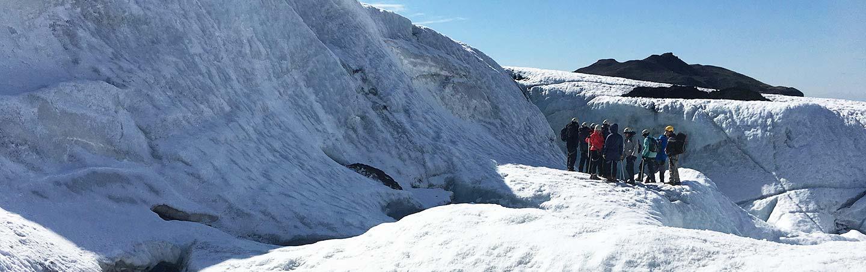 Glacier Hiking - Iceland Family Winter Adventure Tour