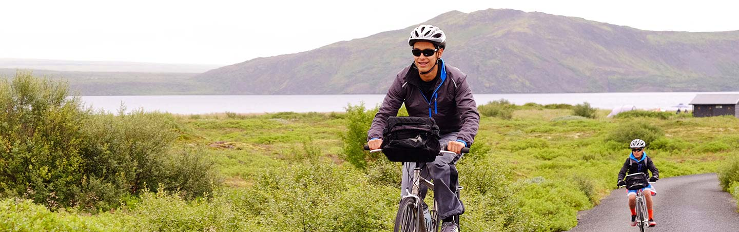 Biking - Northern Iceland Family Multi-Adventure Tour