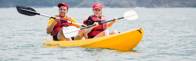Kayaking - Costa Brava to Spanish Pyrenees Family Multi-Adventure Tour