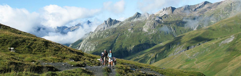 Alps Hut-to-Hut Hiking Tour - Italy, France & Switzerland