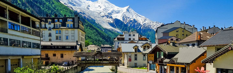 Chamonix, France - Alps Hut-to-Hut Hiking Tour