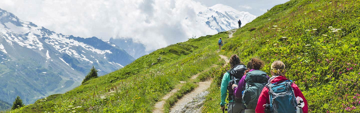 Alps Hut-to-Hut Hiking Tour: Italy, France & Switzerland