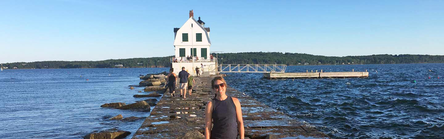 Maine Walking & Hiking Tour