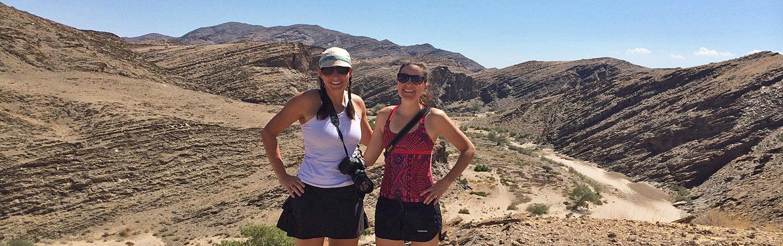 Namibia & Zimbabwe Walking Tour