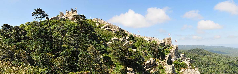 Castle in Portugal - Backroads Portugal Walking & Hiking Tour