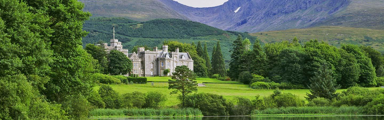 Iverlochy Castle Hotel - Scotland Walking & Hiking Tour