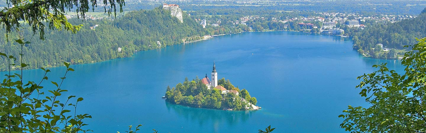 Lake Bled - Slovenia & Croatia Walking & Hiking Tour