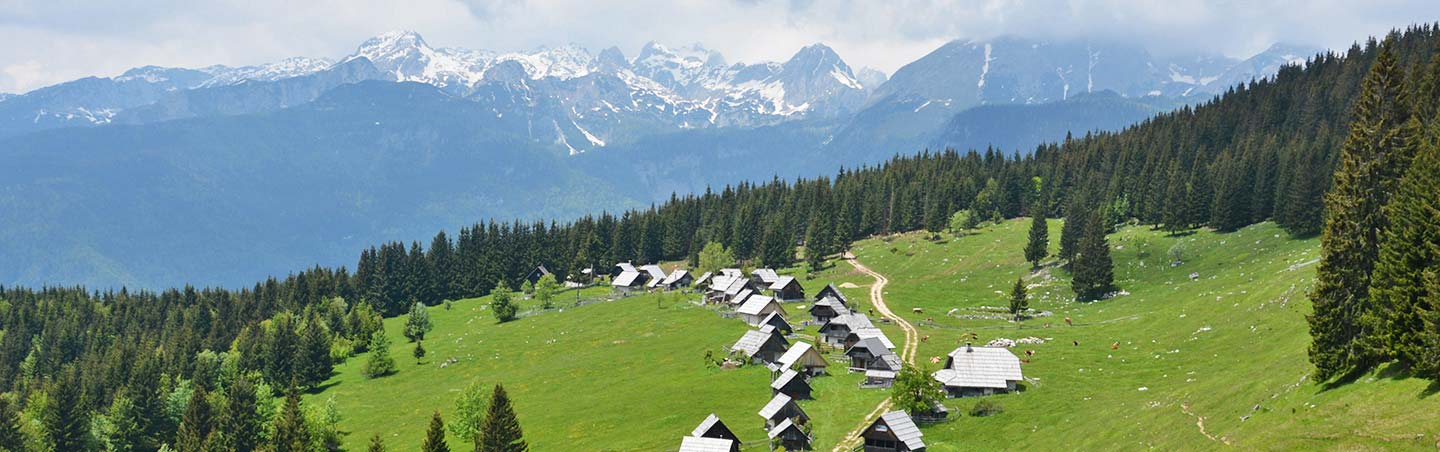Slovenian Alps Hiking Tour