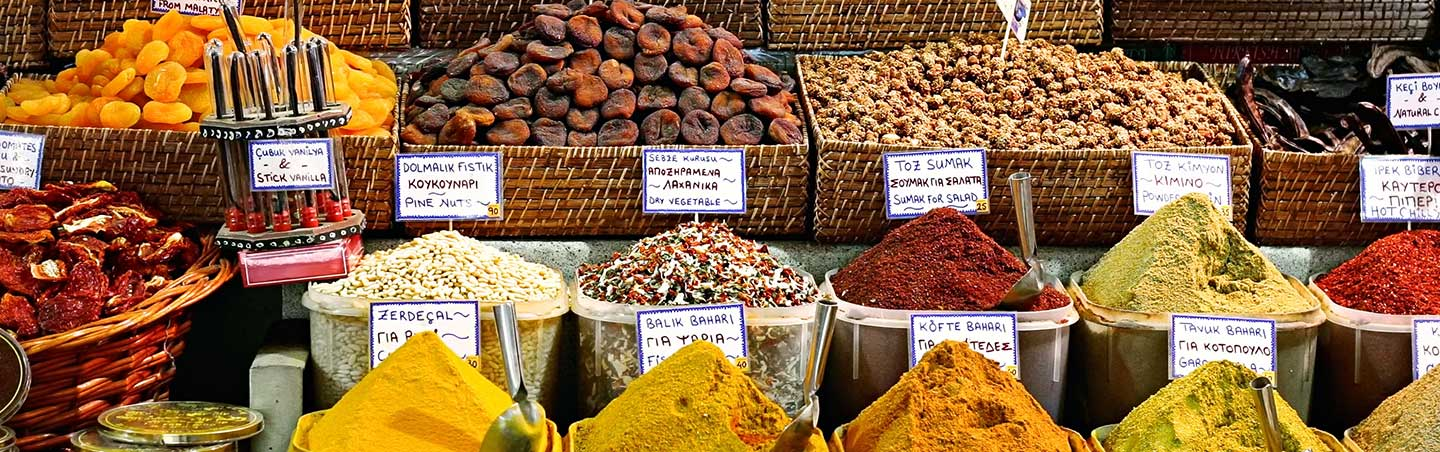 Spices - Morocco walking & hiking tour