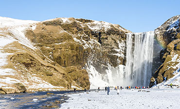 Northern Iceland Family Snow Tour