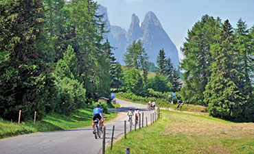 Dolomites Italy Multisport Vacations