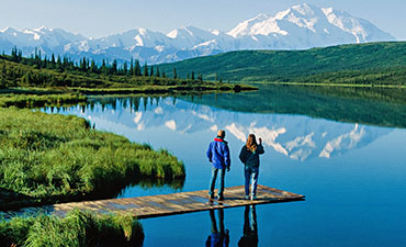 Denali walking and hiking tour thumb