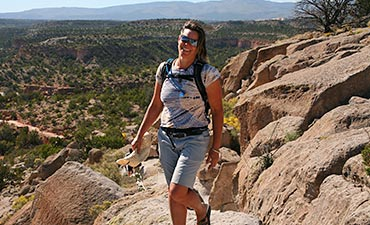 New Mexico Walking Vacations