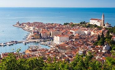 Slovenia and Croatia hiking Vacations Thumb