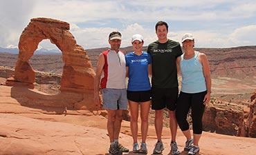 Utah and Colorado Walking and Hiking Tour