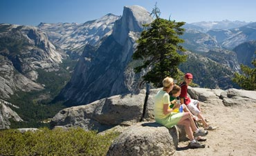 Yosemite Walking Vacations