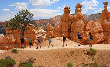 Bryce and Zion Canyon Walking Vacations