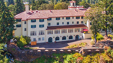 Columbia Gorge Hotel, Oregon