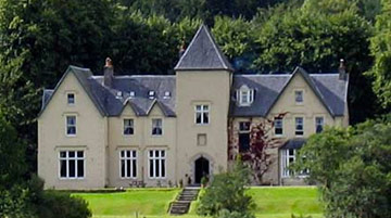 Glenfinnan House Hotel, Scotland
