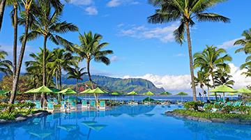 St. Regis Princeville, Kauai, Hawaii