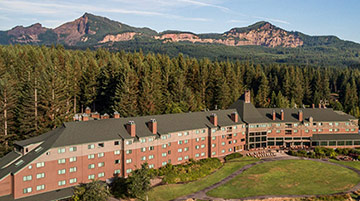 Skamania Lodge, Oregon