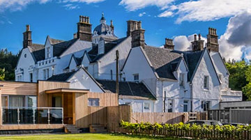 Skeabost Hotel, Scotland