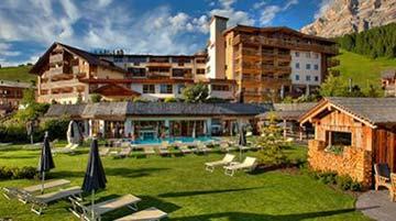 Wellness Hotel Fanes, Italy