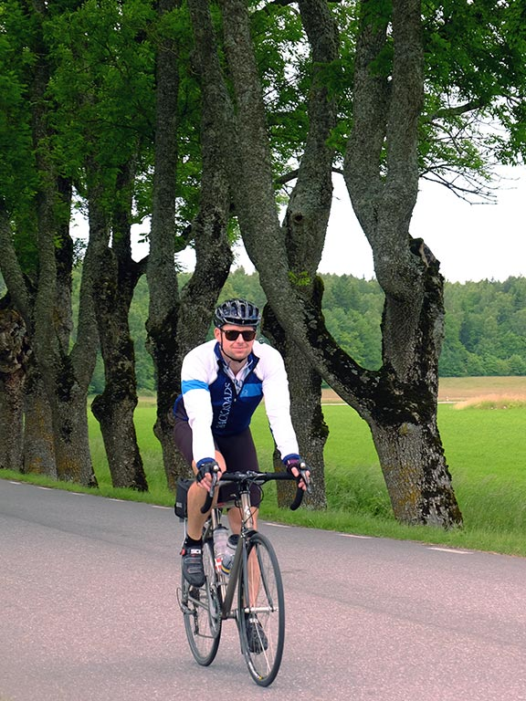 Biking - Baltic Sea Ocean Cruise Bike Tour