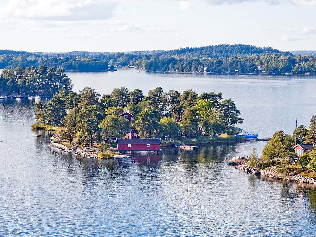 Stockholm Archipelago on the Baltic Sea - Backroads Bike Tour