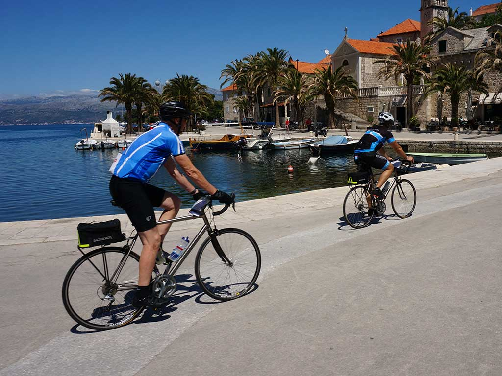 Biking on Backroads Venice to Croatia Ocean Cruise Family Bike Tour