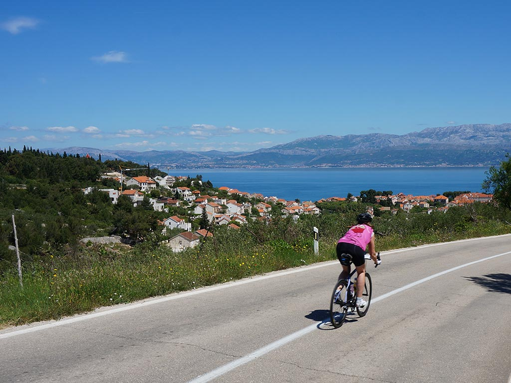 Biking - Venice to Croatia Ocean Cruise Family Bike Tour