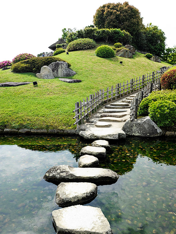 Japanese Gardens - Japan Ocean Cruise Walking & Hiking Tour