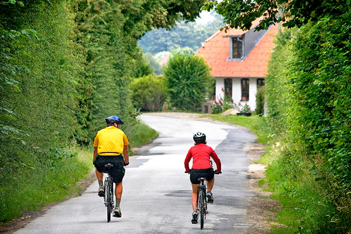 Cycling - Baltic Sea Ocean Cruise Bike Tour