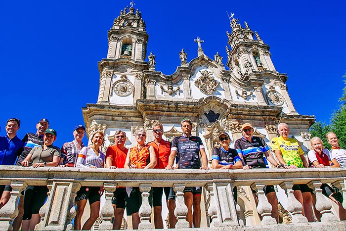 Douro Full Ship Celebration River Cruise Bike Tour