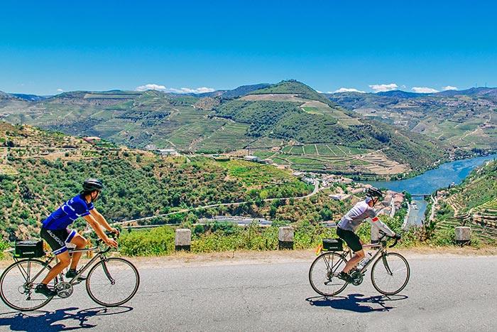 Cycling - Douro Full Ship Celebration River Cruise Bike Tour