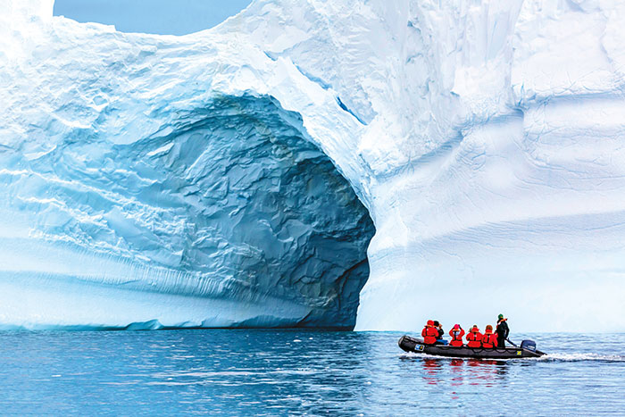 Antarctica Cruise Adventure Tour Backroads