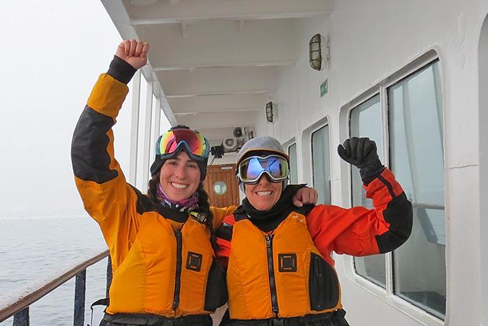 Backroads Antarctica Ocean Cruise Multi-Adventure Tour