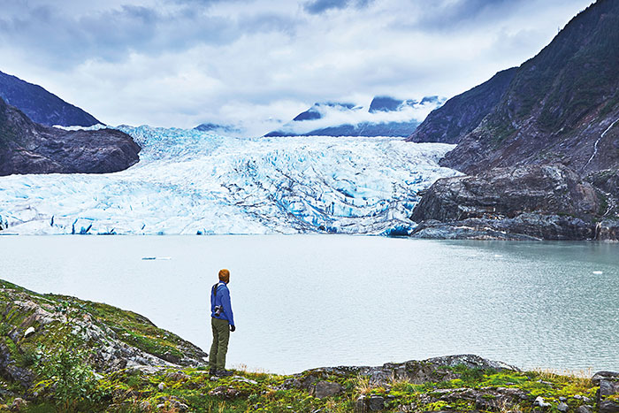 Hiking - Alaska Ocean Cruise Multi-Adventure Tour