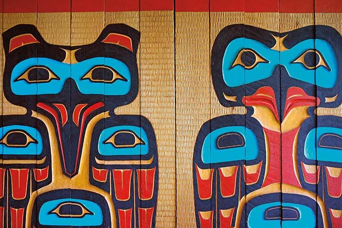 Totem pole - Alaska Ocean Cruise Multi-Adventure Tour
