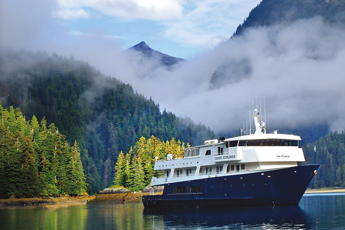 Alaska Inside Passage Cruise Multi-Adventure Tour