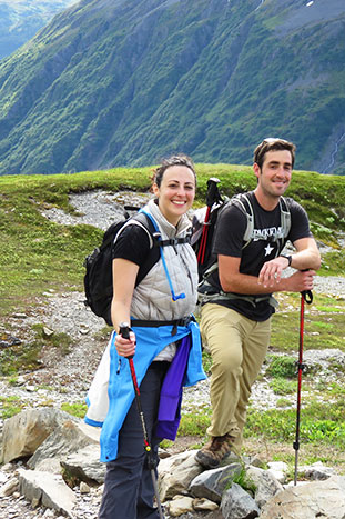 Hiking on Backroads Alaska Ocean Cruise Multi-Adventure Tour