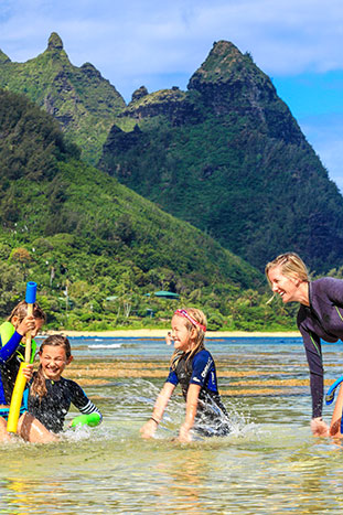 Backroads Kauai Family Multi-Adventure Tour - Teens & Kids
