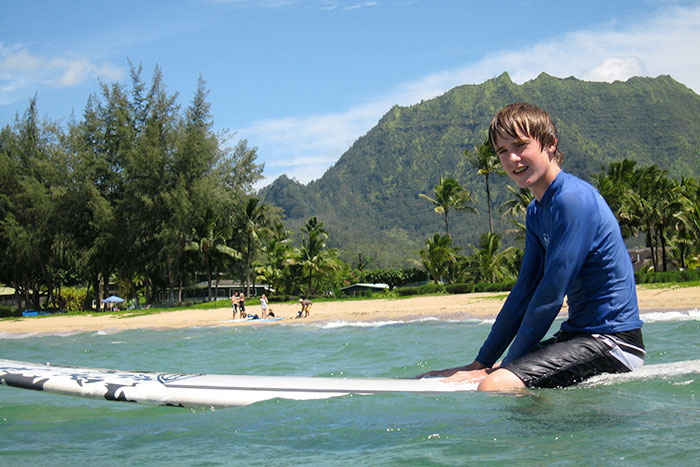 Surfing, Kauai Family Multi-Adventure Tour - Teens & Kids