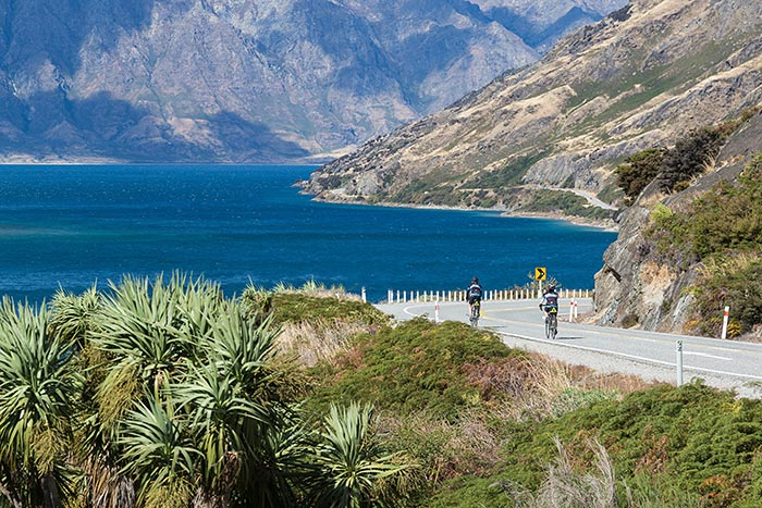 Biking - New Zealand Ocean Cruise Multi-Adventure Tour