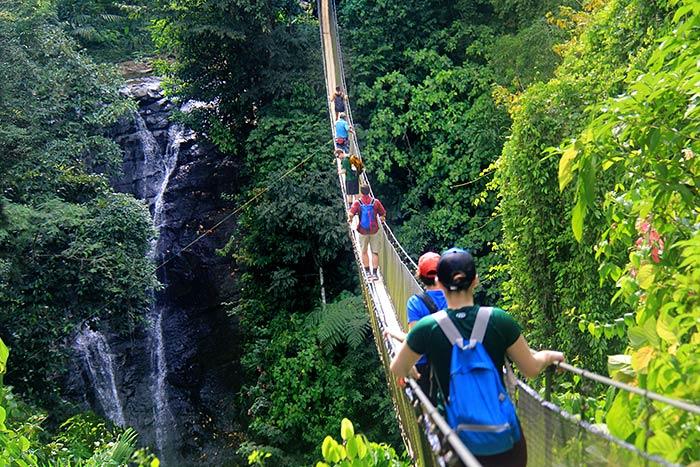 Hiking on Backroads Costa Rica & Panama Ocean Cruise Family Multi-Adventure Tour
