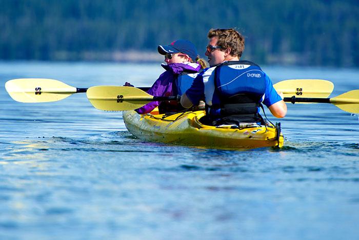 Kayaking - Costa Rica & Panama Ocean Cruise Family Multi-Adventure Tour