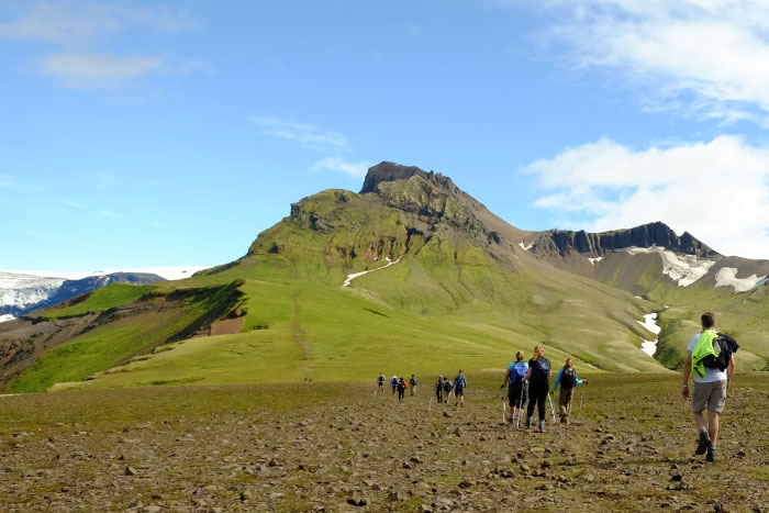 Hiking - Iceland Ocean Cruise Family Walking & Hiking Tour